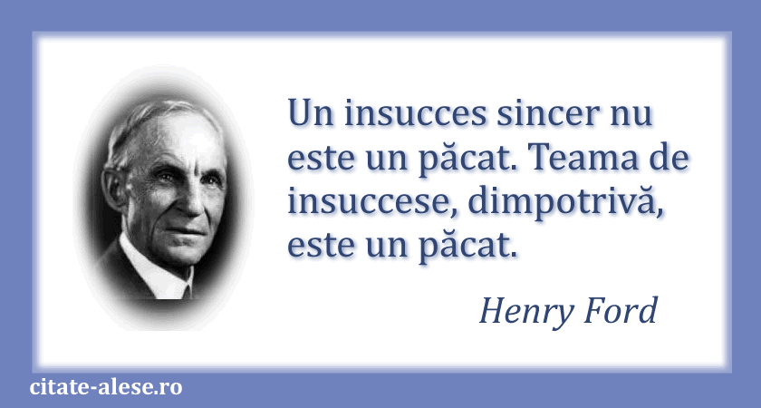 Henry Ford, citate 02