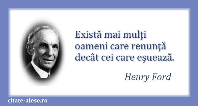 Henry Ford, citate 04