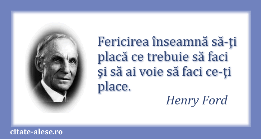 Henry Ford, citate 05